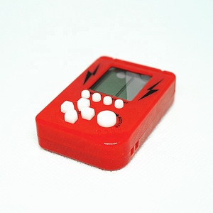 9999 in 1 mini  8 bit handheld classic tetris  game console player brick toy