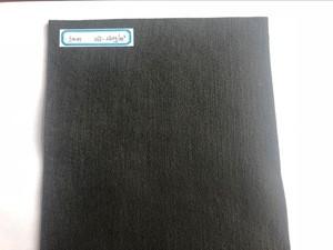 Activated carbon fiber  cloth for gas masks