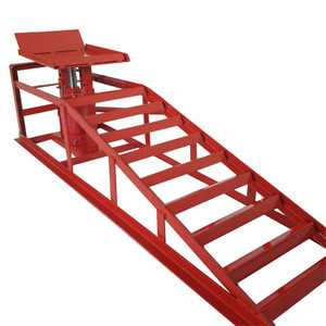 Auto Vehicle Tall Car Lift Ramps/Steel Vehicle Ramp for Car Repair