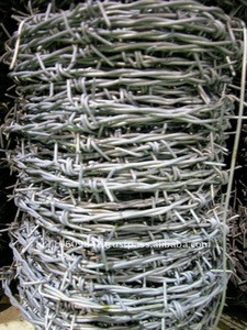 Barbed wire (factory)
