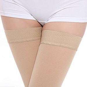 Best Medical Thigh High Open Toe Stockings For Varicose Veins