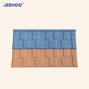 Cheap Price Corrugated Tile Profile Stone Coated Metal Roof Tile Philippines