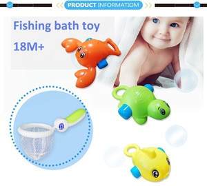 Child toy set game bath toys fishing for kids