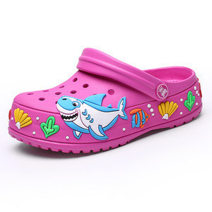 China Custom Cute Children Flip Flops Children Beach Slippers Summers Boys And Girls