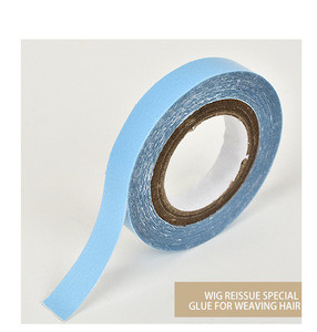 China Supply Walker Tape Glue Wig Glue Blue Glue Non-marking Hair Extension Double Sided Wig Tape