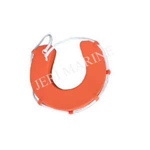 Colorful Foam Filled Horseshoe Life Buoy Safety Lifebuoy