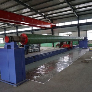 Computer control filament  winding machine for FRP Pipe, Filament Winding Production Line for Fiberglass Pipe