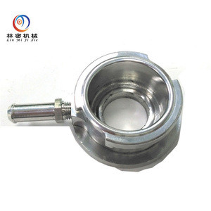 Customized high precision OEM aluminium CNC milling parts for Robot parts /CNC turning parts
