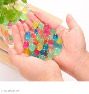 Decorative Magic Crystal Soil Ball Water Beads