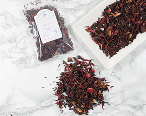 Dried Hibiscus Flower (100% Natural)