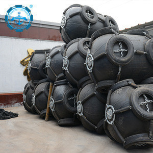 Dunnage Marine rubber airbag / inflatable air bag / boat rubber airbag from China