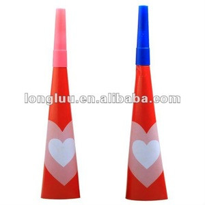 Fashion cheap paper party noise makers for theme party