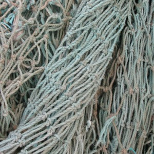 Fishnet ropes scrap