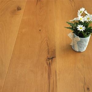 Free samples Building materials white oak wood flooring