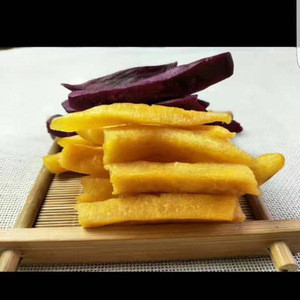 Fried sweet potato chips ready to eat Chinese snacks with cheap price