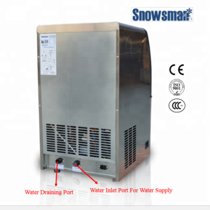 Good Price Portable ice maker fast making cube ice machine for online sales