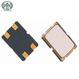 High Quality 3225 SMD Quartz Crystal Oscillator / Resonator (3.2x2.5mm)