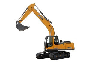 High quality construction machinery 20 ton crawler excavator XE200D sale
