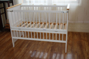 High Quality Kids Bedroom Furniture Wooden Baby crib
