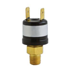 Hydraulic blood pressure switch for air compressor