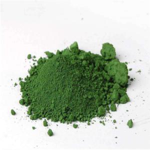 Inorganic ceramic pigment tianjin chromium oxide green