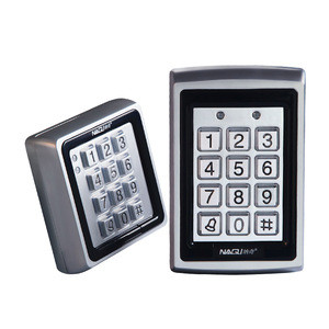 NAQI Metal RFID Door Access Control With Keypad & Password