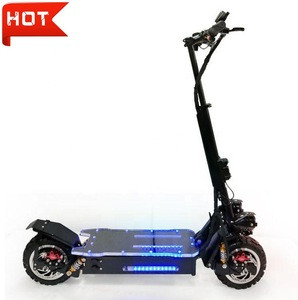 New arrival 3200W dual motor 60V 30Ah battery motorcycle electric scooter for adult