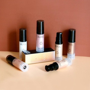 New Arrival 6 Colors Available Nude Waterproof Long Lasting Liquid Highlighter Private Label OEM Highlight