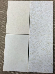 Non-asbestos Fireproof Calcium Silicate Board for Exterior Interior Wall