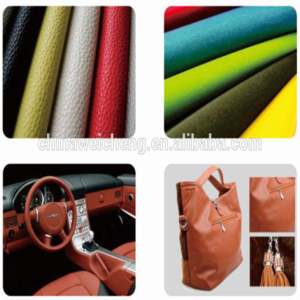 Nonwoven machine leather fabric manufacturing line