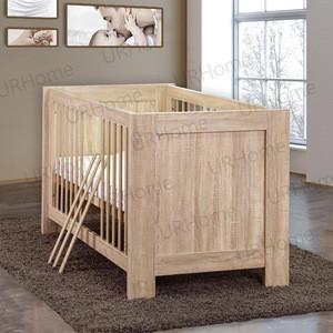 Otto wooden Kids bed Crib organizer