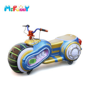 Outdoor arcade cool kids games machine cheap adult motorcycle electric