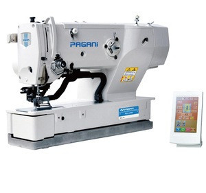 PGN-1790 Computer-controlled high-speed lockstitch buttonhole sewing machine industrial