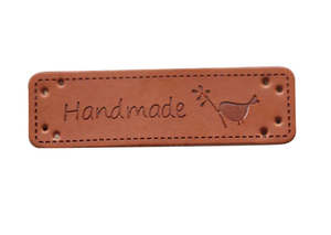 PU Leather patches custom logo accessories ECO-Friendly for cloth garment bag or jeans