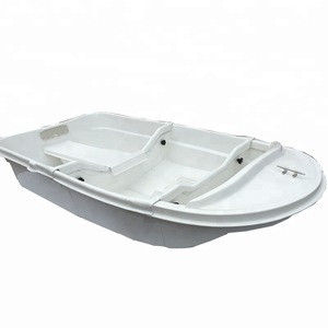 Seawalker yacht factory 3.35m small dinghy fiberglass fishing boats for sale
