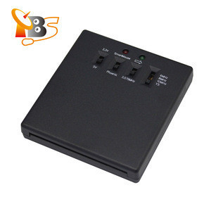 TBS3102 5 Crystal Phoenix/Smartmouse Card Reader for reading most ISO7816 smartcard