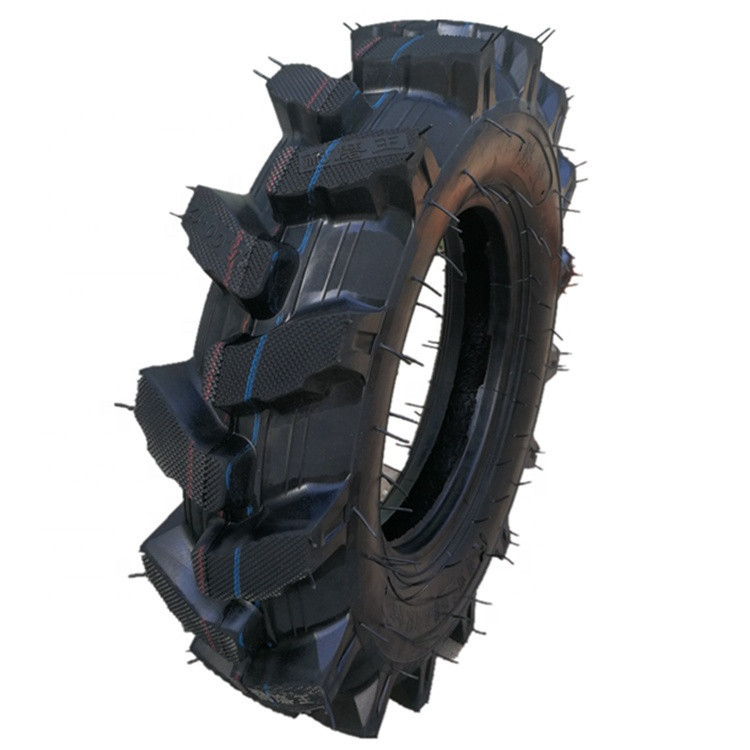 Tiny furrow machine tires small tractor tyres 5.00-12 R1deep pattern for Micro-farming machine