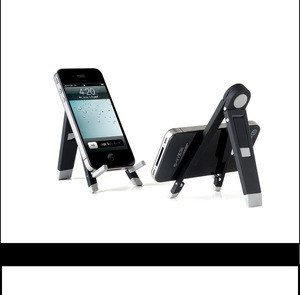 Universal Foldable Alloy mobile and Tablet PC Stand