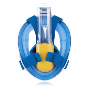 Wholesale Snorkel Mask Full Face Design 180 Degree View Diving Mask