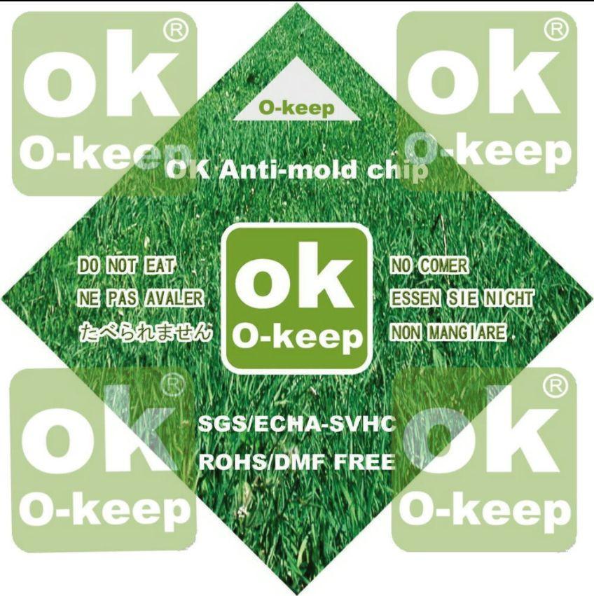 OK Anti-Mold Ecochip 5*5 cm