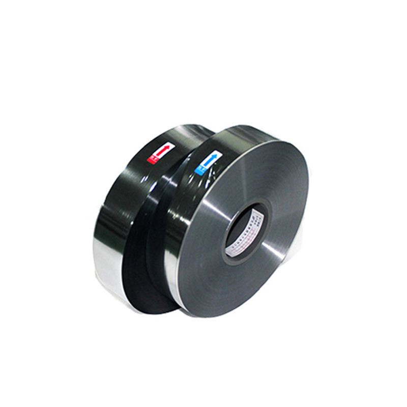 Metallized Film for Capacitor Use