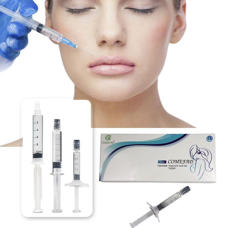 hyaluronic acid derma filler injection
