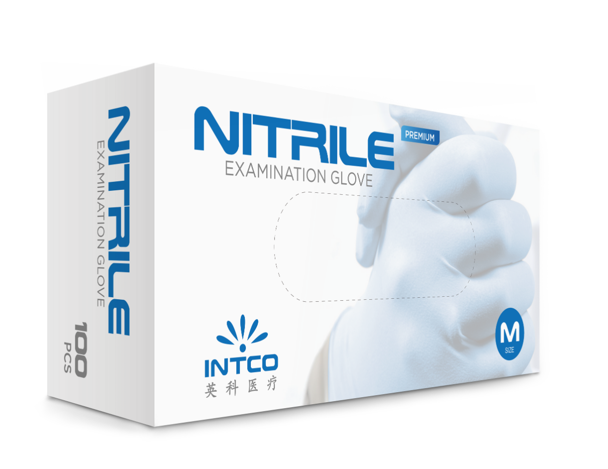 Import Nitrile Examination Gloves from United Kingdom