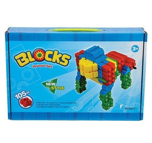 105 PC GORILLA BUILDING BLOCK SET
