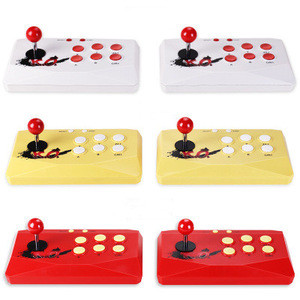2020 newest joystick Retro game console  Family entertainment small fighting arcade game station HD wireless