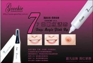 7 Days Magic Pink Make up for lip tattoo Permanent Makeup