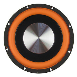 8 inch 4 ohm 80w speaker portable multimedia home theater audio system bass ultra-thin speaker car high power subwoofer