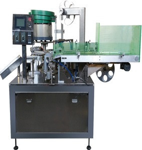 Abl tube capping machine toothpaste tube production line