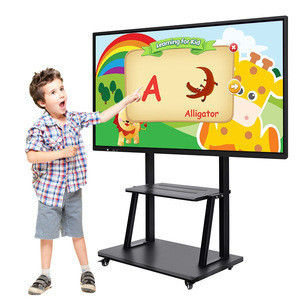 All In One Pc Portable Usd Finger Multi Infrared Touch Screen Interactive Whiteboard