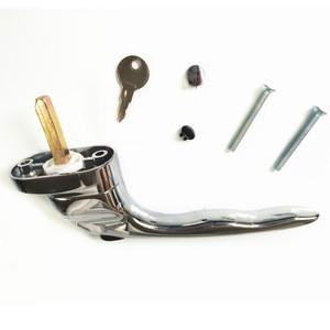 American style window lock handle door handle for door